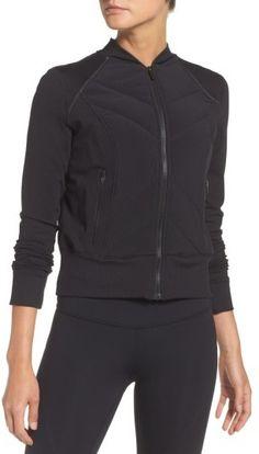 Women's Zella Wear It Out Bomber Jacket