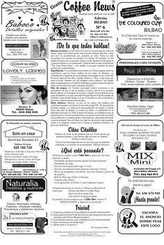 Coffee News Bilbao Nº6