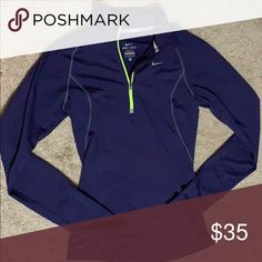 Nike Dri-Fit quarter zip New condition Nike Jackets & Coats Nike Dri Fit, Plus Fashion, Fashion Tips, Fashion Design, Fashion Trends, Nike Jacket, Nike Women, Jackets For Women, Zip