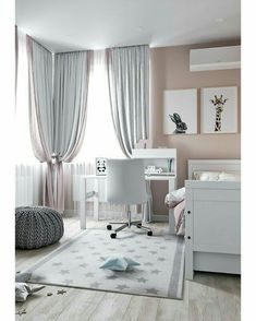 Pastel Pink Wallpaper, Luxury Rooms, Decorating Small Spaces, Interior Design Kitchen, My Room, Girls Bedroom, Living Room Decor, Kids Room, House