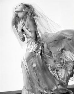 Sasha Pivovarova by Craig McDean