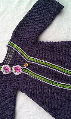 Ravelry: Bartlett Car Coat pattern by Robyn Chachula
