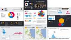 This App Generates Gorgeous and Informative Infographics about Your Facebook Usage.