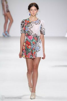 Dead Passarita: Collections: Alice McCall S/S 12