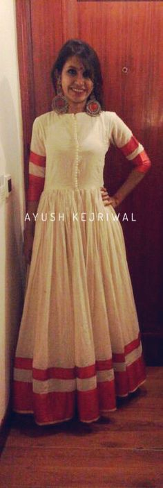 Wearing Dress by Ayush Kejriwal For purchases email ayushk@hotmail.co.uk or what's app me on 00447840384707.
