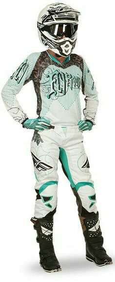 Fox racing turquoise matching set I want this so bad Dirt Bike Gear, Motocross Gear, Bmx, Dirt Biking, Motocross Outfits, Motocross Clothing, Atv Gear, Cycling Clothing, Enduro