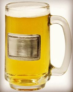 eFlasks - Feel like the #king of your castle with the Visol Argyle #Beer Mug! Free engraving available! #personalized