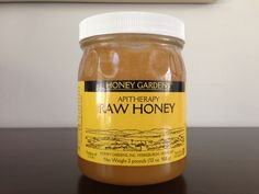 Raw Honey Facial Cleanser: natural, non-toxic, healthy skin care