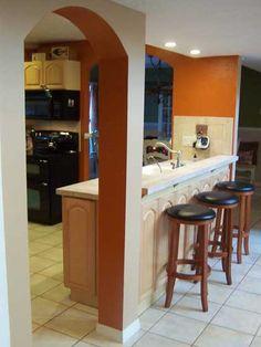 :( Kitchen archway - no