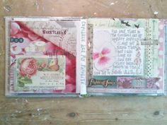 The Painted Flower: This weekend's art journaling