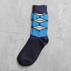 Hunter Sock Blue