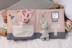 A digital pattern to make this doll story book. IMPORTANT: THIS LISTING IS FOR THE PDF PATTERN ONLY - YOU ARE NOT BUYING A FINISHED PRODUCT. Finished story book measures approximately 11 square. Comprehensive pattern instructions include material requirements, cutting