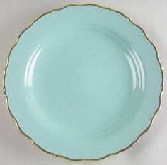 Anna Weatherly Fine China Chargers-lots of colors
