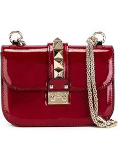Valentino Garavani 'glam Lock' Shoulder Bag - Eraldo - Farfetch.com