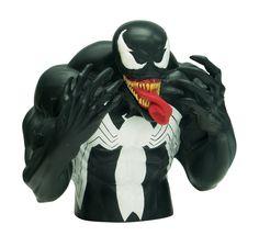 Marvel Comics Spardose Venom 20 cm   Marvel Comics Spardosen - Hadesflamme - Merchandise - Onlineshop für alles was das (Fan) Herz begehrt!