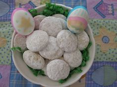 This is one of my favorite cookies. Sometimes I add some of the lemonade powder to the cookie dough and add more to the powdered sugar to make them very lemony.-----Lemon Cooler Cookies