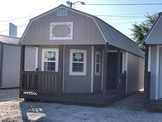 Salon Ideas, Cabins, Shed, Outdoor Structures, Living Room Ideas, Cottages, Cabin, Barns, Sheds