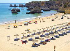 Praia do Barranco das Canas - Algarve , Portugal