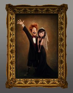SecondBrush » Hotel Transylvania 2