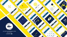 During the two weeks of tournament of the Australian Open, we are producing for Lacoste an 'eye candies' set of content for social media touchpoints… Lacoste, App Promotion, Instagram And Snapchat, Facebook Instagram, Australian Open, Social Media Content, Motion Design, Motion Graphics, Infographic