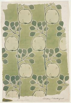 Design for a printed linen (Fabric design) Butterfield, Lindsay. Textile Patterns, Textile Prints, Textile Design, Fabric Design, Print Patterns, Lino Prints, Floral Patterns, Block Prints, Design Design