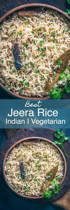 Jeera Rice Jeera rice is a Indian style Rice dish flavoured with cumin. This goes very well with indian curries and lentils. Indian I rice I recipe I food I photography i styling I Cumin I Easy I simple i best I perfect I Quick i traditional i Authentic I Veg Recipes, Curry Recipes, Indian Food Recipes, Asian Recipes, Vegetarian Recipes, Cooking Recipes, Lentil Recipes, Easy Recipes, Recipies