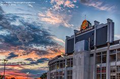 Ohio Stadium, The Horseshoe, home of the OSU Buckeyes #buckeyenation, #buckeyefootball, #ohiostate