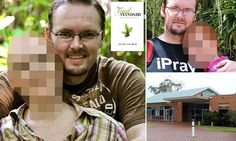 Pastor David Volmer drugged 'paedophile ring' victim with amyl nitrate | Daily Mail Online