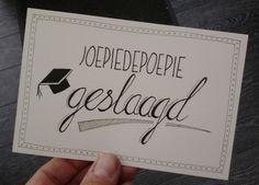 Handlettering door Inge