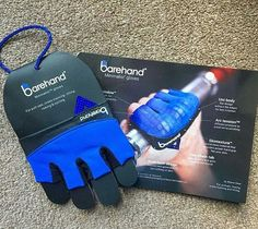 Give your hands a better gripping environment with BAREHAND  Last reminder (Click -》@barehand.gloves link in bio to save with FIRE sale today ) _____________________ @mariacostellombe -  Nice little welcome home present (& reminder to get straight back in to training)! Thank you BAREHAND gloves ..