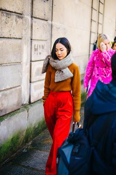 street-style-paris-fashion-week-fw17-man-repeller-simon-chetrit-day-6-222-1 | Pinterest: Natalia Escaño
