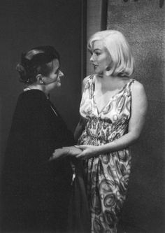 24/07/1960 Conférence de presse The Misfits - Divine Marilyn Monroe
