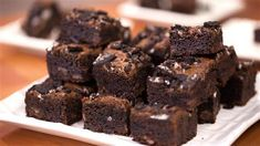 These one-bowl Oreo brownies are dangerously delicious and chewy