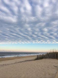 Kitty Hawk beach. November 2014