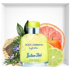 Light Blue Italian Zest, new fragrance Dolce & Gabbana Perfume Versace, Perfume Diesel, Cosmetics & Perfume, Perfume Bottles, Light Blue Perfume, Perfume Calvin Klein, Discount Perfume, Perfume Collection, Make Up