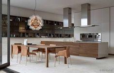 Contemporary design kitchen | Cocina de Diseño de Banni