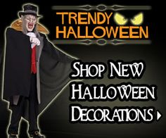 I am very pleased to announce that we have been approved and are now authorized to promote Tredy Halloween costumes and decorations. What exactly does Trendy Halloween offer: Simply….. You&#8…