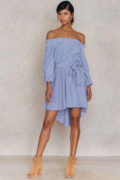 Mavi Off Shoulder Dress