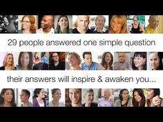 """The Meaning of Life: How Brené Brown, Seth Godin and 27 Other Change-Makers Define a """"Good Life"""" - YouTube"""