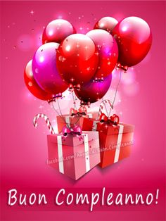 Send Free Fantastic Pink Birthday Balloon Card to Loved Ones on Birthday & Greeting Cards by Davia. It's free, and you also can use your own customized birthday calendar and birthday reminders. Special Birthday Cards, Happy Birthday Wishes Cards, Birthday Presents For Him, Birthday Wishes Quotes, Birthday Greeting Cards, Birthday Card Pictures, Custom Birthday Invitations, Birthday Frames, Birthday Balloons