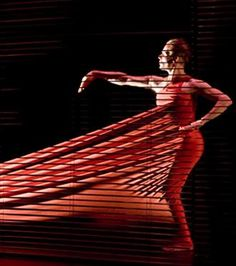 Tero Saarinen - The Blue Lady. Contemporary dance