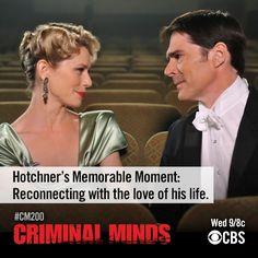 Criminal Minds - Hotchner's Memorable Moment