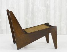 mimilin:  Pierre Jeanneret http://www.midcenturia.com/2011/04/chandigarh-furniture-controversy.html