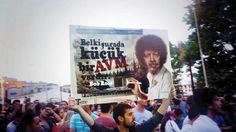 Sanatçıların gözünden Gezi direnişi - protest artistic way
