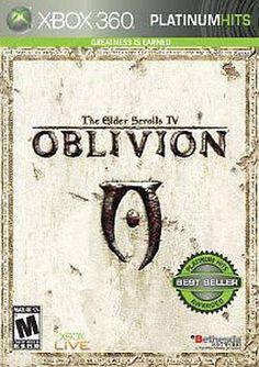 The Elder Scrolls IV: Oblivion -- Platinum Hits (Microsoft Xbox 360, 2008)