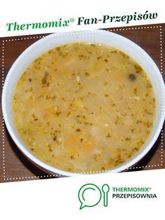 Kapuśniak jest to przepis stworzony przez użytkownika biegamzchtmo. Ten przepis na Thermomix<sup>®</sup> znajdziesz w kategorii Zupy na www.przepisownia.pl, społeczności Thermomix<sup>®</sup>.