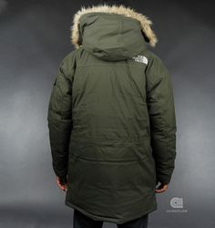 mcmurdo north face s