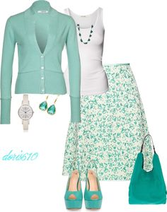 """Spring"" by doris610 on Polyvore"