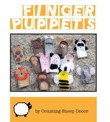 Finger Puppet Pattern