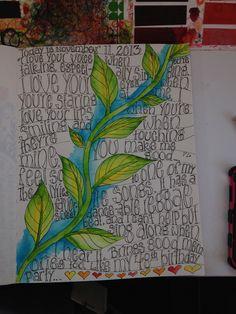Beautiful page...